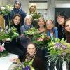 קורס פרחים – סידורים